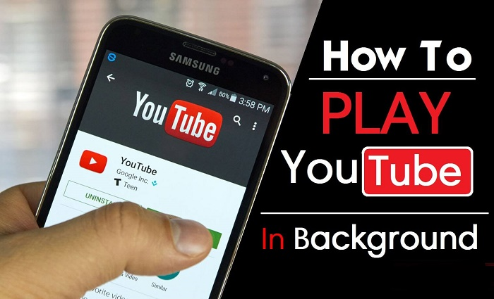 How to Play Youtube in the Background on Android