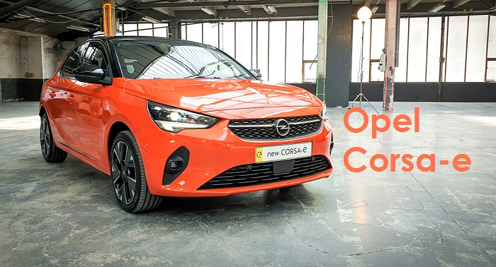 Opel Corsa-e: All About the New 100% Electric Generation