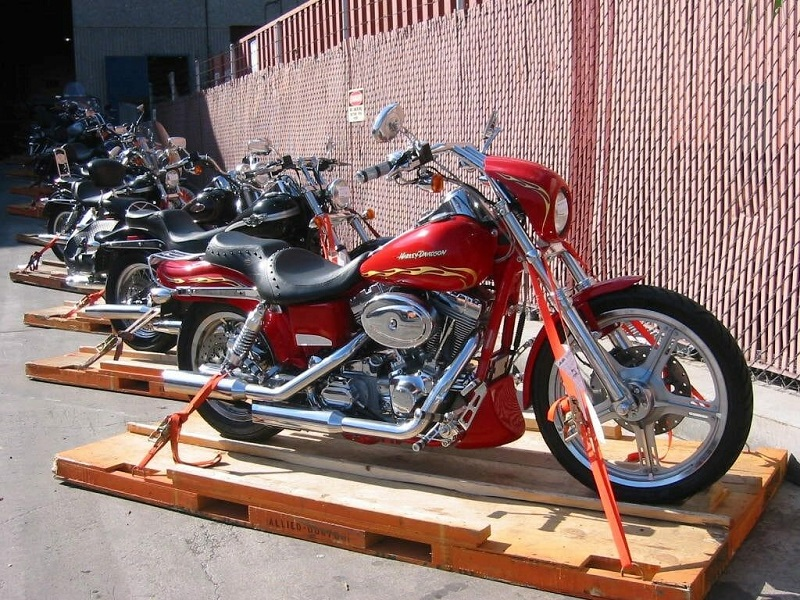 Motorcycle Shipping and Transport Tips