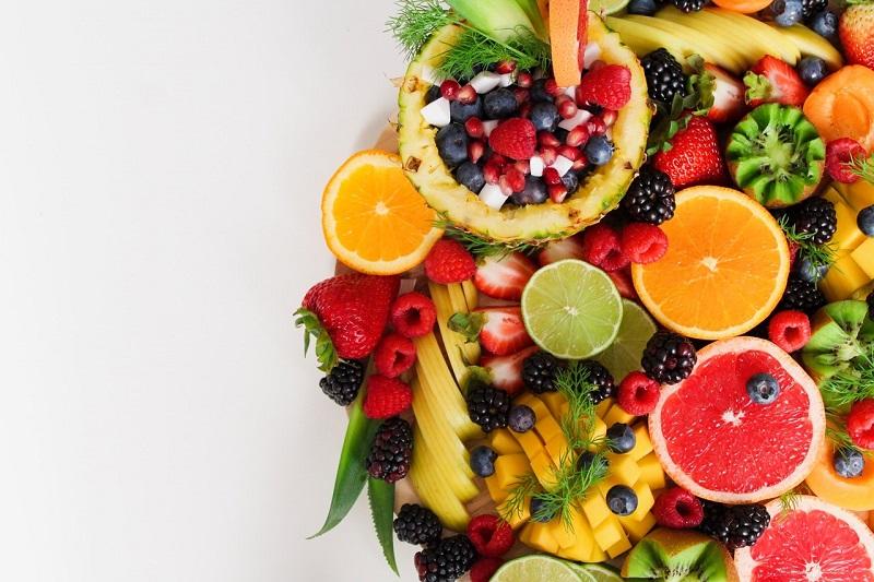 Enzymes in food