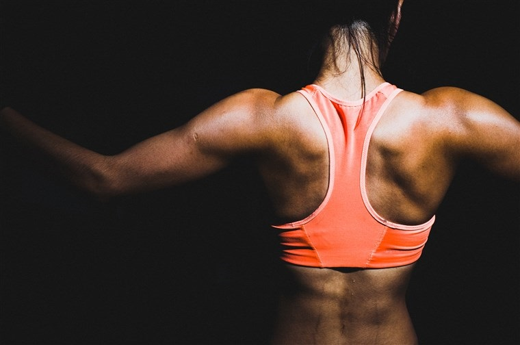 Eating plan to tone muscles